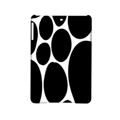Dalmatian Black Spot Stone Ipad Mini 2 Hardshell Cases by Mariart