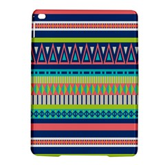 Aztec Triangle Chevron Wave Plaid Circle Color Rainbow Ipad Air 2 Hardshell Cases by Mariart