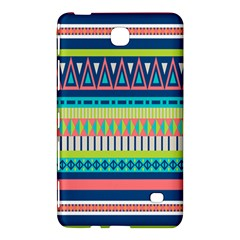 Aztec Triangle Chevron Wave Plaid Circle Color Rainbow Samsung Galaxy Tab 4 (7 ) Hardshell Case  by Mariart