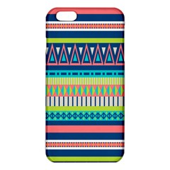 Aztec Triangle Chevron Wave Plaid Circle Color Rainbow Iphone 6 Plus/6s Plus Tpu Case by Mariart