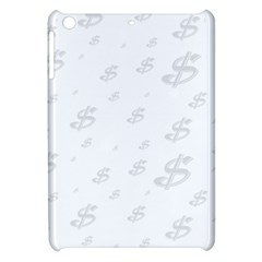 Dollar Sign Transparent Apple Ipad Mini Hardshell Case by Mariart