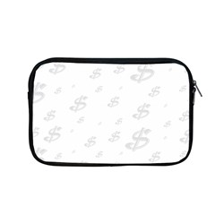 Dollar Sign Transparent Apple Macbook Pro 13  Zipper Case by Mariart