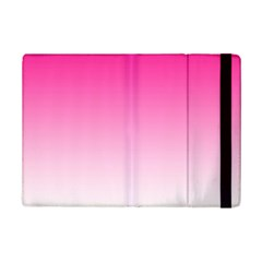 Gradients Pink White Ipad Mini 2 Flip Cases by Mariart