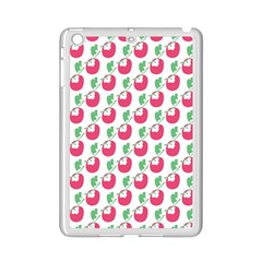 Fruit Pink Green Mangosteen Ipad Mini 2 Enamel Coated Cases by Mariart