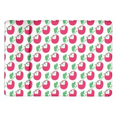 Fruit Pink Green Mangosteen Samsung Galaxy Tab 10 1  P7500 Flip Case by Mariart