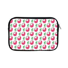 Fruit Pink Green Mangosteen Apple Ipad Mini Zipper Cases by Mariart
