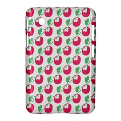 Fruit Pink Green Mangosteen Samsung Galaxy Tab 2 (7 ) P3100 Hardshell Case  by Mariart