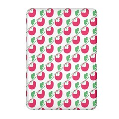 Fruit Pink Green Mangosteen Samsung Galaxy Tab 2 (10 1 ) P5100 Hardshell Case  by Mariart