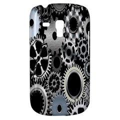 Gears Technology Steel Mechanical Chain Iron Galaxy S3 Mini by Mariart