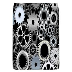 Gears Technology Steel Mechanical Chain Iron Flap Covers (l)  by Mariart