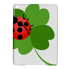 Insect Flower Floral Animals Green Red Ipad Air 2 Hardshell Cases by Mariart