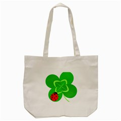 Insect Flower Floral Animals Green Red Line Tote Bag (cream) by Mariart