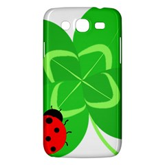 Insect Flower Floral Animals Green Red Line Samsung Galaxy Mega 5 8 I9152 Hardshell Case  by Mariart