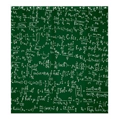 Formula Number Green Board Shower Curtain 66  X 72  (large)  by Mariart