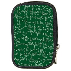 Formula Number Green Board Compact Camera Cases