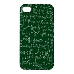 Formula Number Green Board Apple Iphone 4/4s Hardshell Case by Mariart