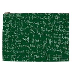 Formula Number Green Board Cosmetic Bag (xxl)  by Mariart