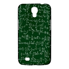 Formula Number Green Board Samsung Galaxy Mega 6 3  I9200 Hardshell Case by Mariart