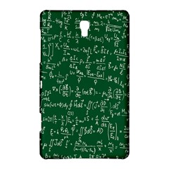 Formula Number Green Board Samsung Galaxy Tab S (8 4 ) Hardshell Case  by Mariart