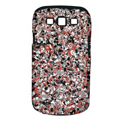 Hurley Mix Electric Electric Red Blend Samsung Galaxy S Iii Classic Hardshell Case (pc+silicone) by Mariart