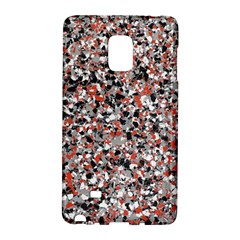 Hurley Mix Electric Electric Red Blend Galaxy Note Edge by Mariart