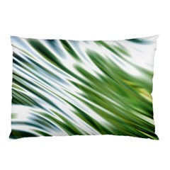 Fluorescent Flames Background Light Effect Abstract Pillow Case (two Sides)
