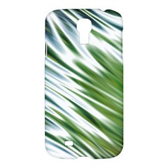 Fluorescent Flames Background Light Effect Abstract Samsung Galaxy S4 I9500/i9505 Hardshell Case by Nexatart