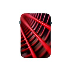 Abstract Of A Red Metal Chair Apple Ipad Mini Protective Soft Cases by Nexatart