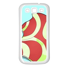 Make Bedroom Unique Samsung Galaxy S3 Back Case (white) by Mariart
