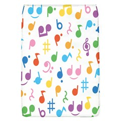 Musical Notes Flap Covers (l)  by Mariart