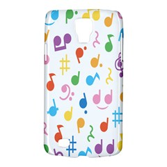 Musical Notes Galaxy S4 Active by Mariart