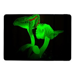 Neon Green Resolution Mushroom Samsung Galaxy Tab Pro 10 1  Flip Case by Mariart