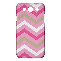 Pink Red White Grey Chevron Wave Samsung Galaxy Mega 5 8 I9152 Hardshell Case  by Mariart