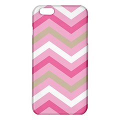 Pink Red White Grey Chevron Wave Iphone 6 Plus/6s Plus Tpu Case by Mariart
