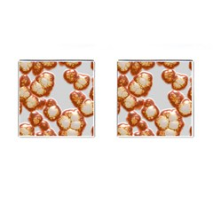 Abstract Texture A Completely Seamless Tile Able Background Design Cufflinks (square) by Nexatart