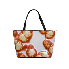 Abstract Texture A Completely Seamless Tile Able Background Design Shoulder Handbags by Nexatart