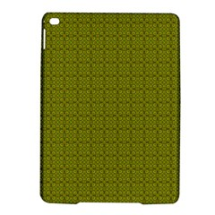 Royal Green Vintage Seamless Flower Floral Ipad Air 2 Hardshell Cases by Mariart