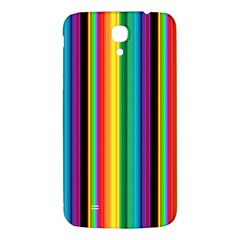 Multi Colored Colorful Bright Stripes Wallpaper Pattern Background Samsung Galaxy Mega I9200 Hardshell Back Case