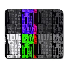 Repeated Tapestry Pattern Large Mousepads by Nexatart