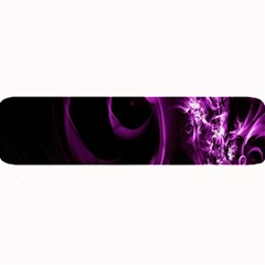 Purple Flower Floral Large Bar Mats by Mariart