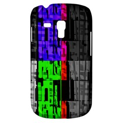 Repeated Tapestry Pattern Galaxy S3 Mini by Nexatart