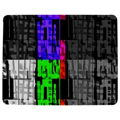 Repeated Tapestry Pattern Jigsaw Puzzle Photo Stand (rectangular) by Nexatart