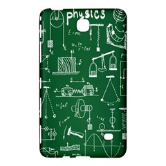 Scientific Formulas Board Green Samsung Galaxy Tab 4 (8 ) Hardshell Case  by Mariart