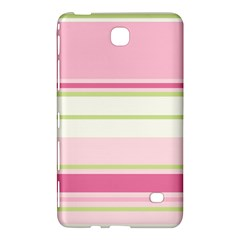 Turquoise Blue Damask Line Green Pink Red White Samsung Galaxy Tab 4 (8 ) Hardshell Case  by Mariart