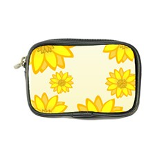 Sunflowers Flower Floral Yellow Coin Purse by Mariart