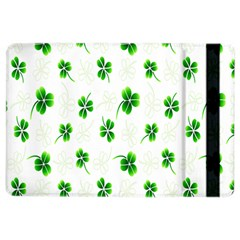 Leaf Green White Ipad Air 2 Flip by Mariart