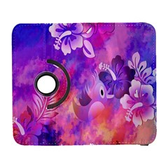 Littie Birdie Abstract Design Artwork Galaxy S3 (flip/folio) by Nexatart