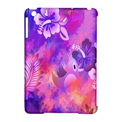 Littie Birdie Abstract Design Artwork Apple Ipad Mini Hardshell Case (compatible With Smart Cover) by Nexatart