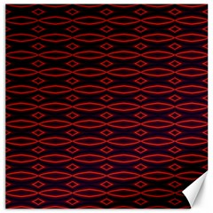 Repeated Tapestry Pattern Abstract Repetition Canvas 12  X 12