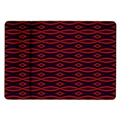 Repeated Tapestry Pattern Abstract Repetition Samsung Galaxy Tab 10 1  P7500 Flip Case by Nexatart